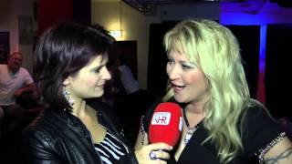 Yvonne Koenig im Interview bei Radio VHR