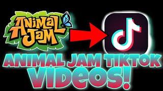 AJPW tiktoks compilation || anİmal jam play wild | animaljam playwild | aj play wild