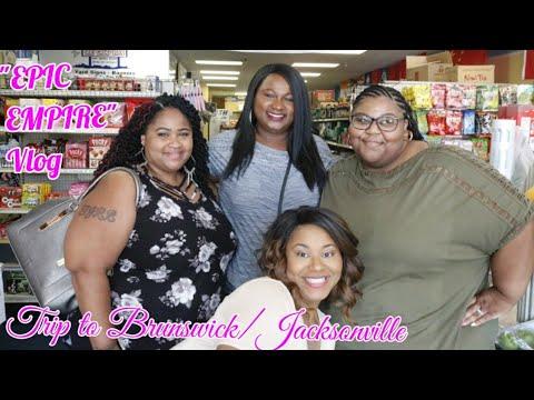 "Waffle House|Jollibee|Asian Market Brunswick Ga/Jacksonville Fl Vlog ""Epic Empire"""