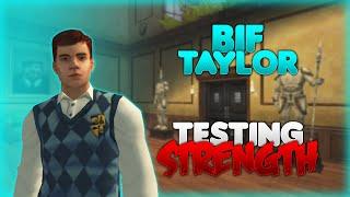 Bully SE: Bif Taylor (Preppies) Testing Strength (vs All Bosses)