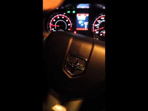 Dodge Charger Turn Signal Click