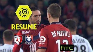 LOSC - SM Caen (4-2)  - Résumé - (LOSC - SMC) / 2016-17