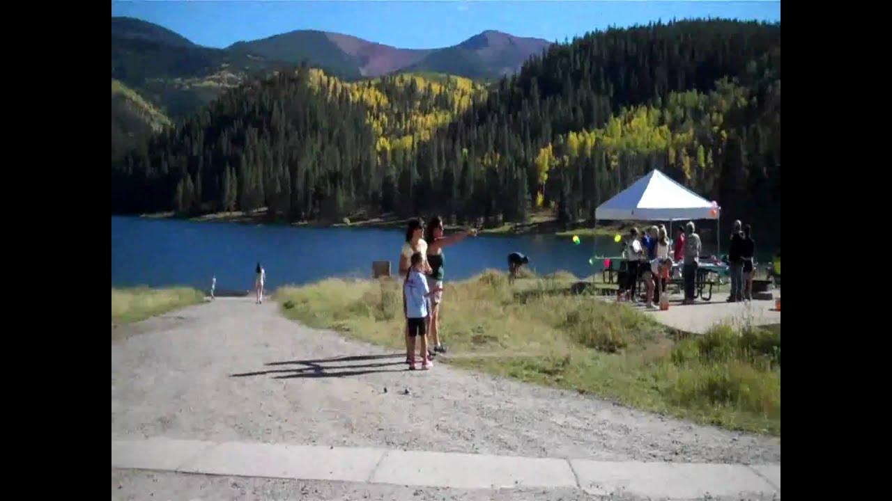 Sylvan lake eagle colorado youtube for Camping and fishing in colorado