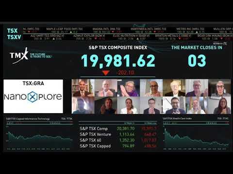 NanoXplore Virtually Closes The Market