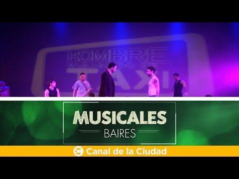 """""""Hombres viajando en taxi"""", """"Cuatro Barrios"""" y informe especial sobre """"Mamma Mia"""" - Musicales Baires"""