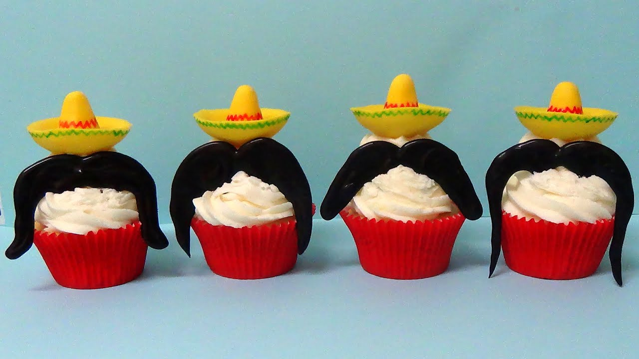 Mexican Cake Decorations
