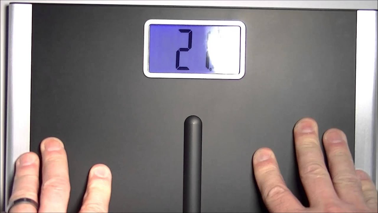 Product spotlight meet the eatsmart precision digital bathroom scale - Eatsmart Precision Premium Digital Scale Unboxing And Review Youtube