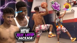 JULIAN NEWMAN and ZION HARMON JELLY!! Jaden Newman STEPH CURRY Shooting Workout!! w: Carlos Felix
