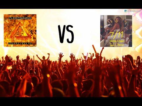Beyoncé & Jack Ü vs. Flosstradamus & GTA feat. Lil Jon - 7/11 vs. Prison Riot (Skrillex Mashup)