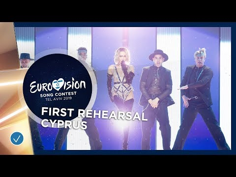 Tamta - Replay - Cyprus 🇨🇾 - First Rehearsal - Eurovision 2019