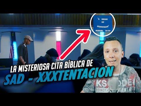 XXXTENTACION - SAD |  ANÁLISIS DE SMDANI