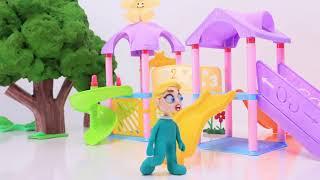 superhero-play-doh-stop-motion-cartoons-compilation