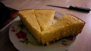 Пирог Манник. Печем без муки.