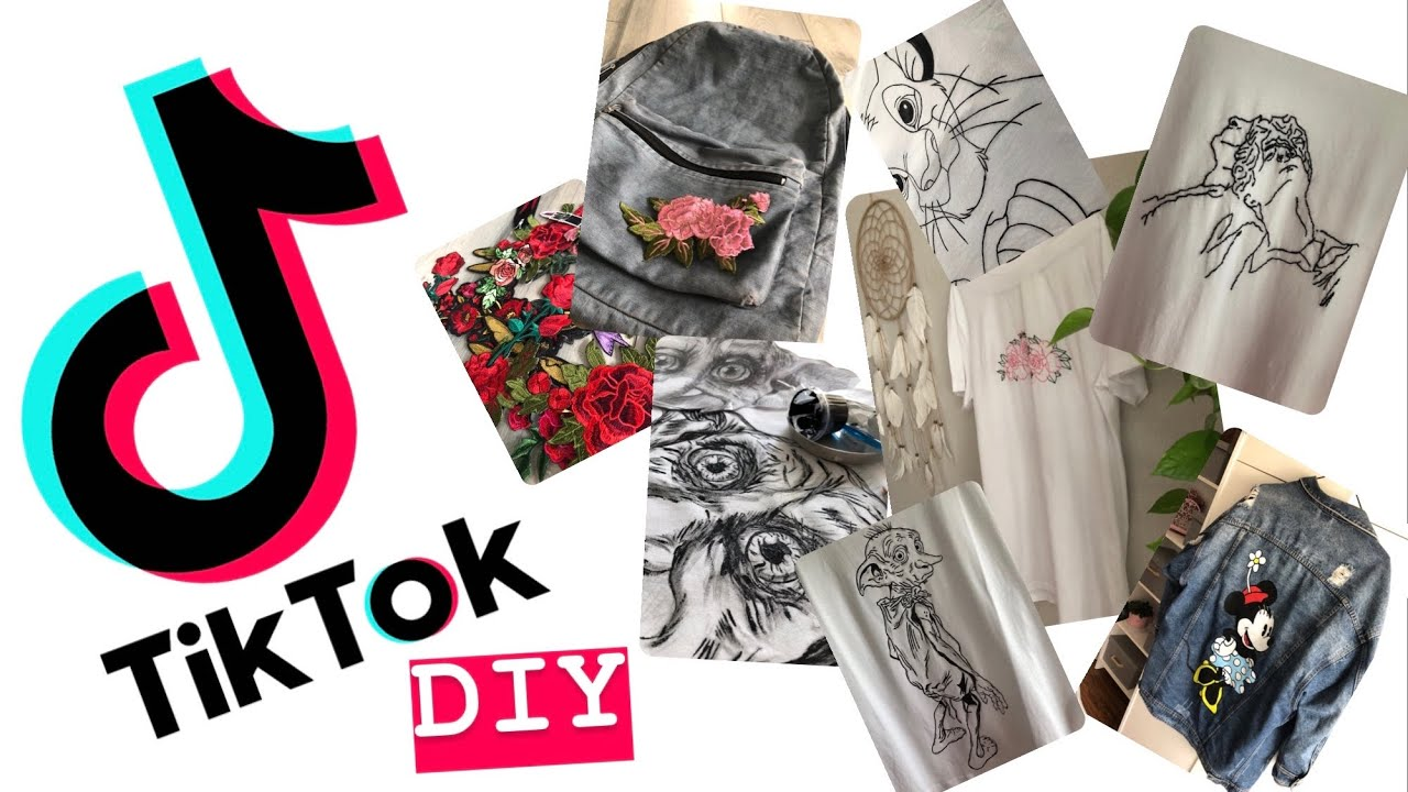TikTok DIY I diy clothes I diy crafts I Anna Koper