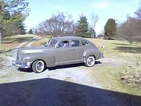 1948 Nash Ambassador Custom