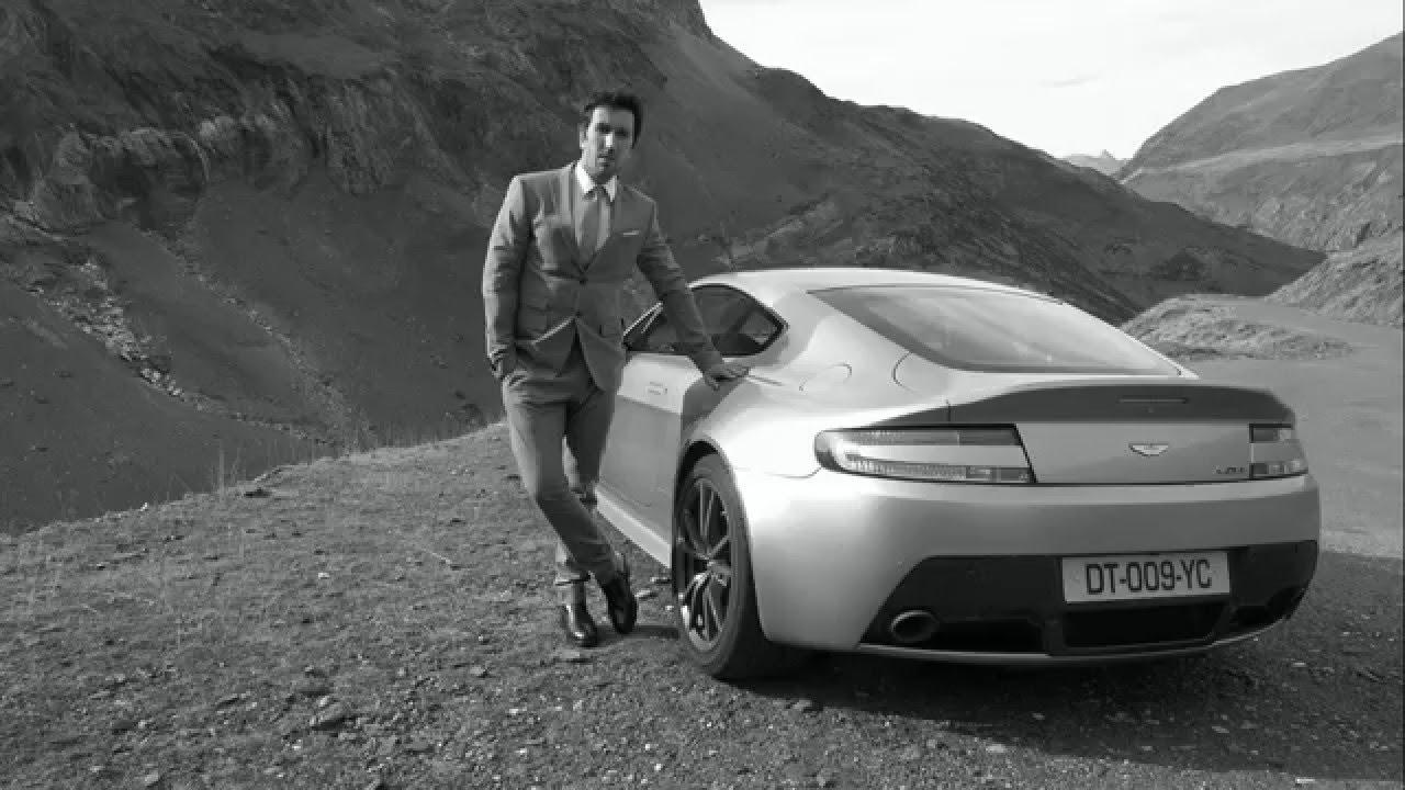 Aston Martin N430 Road Test V8 Vantage Gt 2016 Youtube