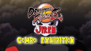Jiren Combo Video [Dragon Ball Fighterz]