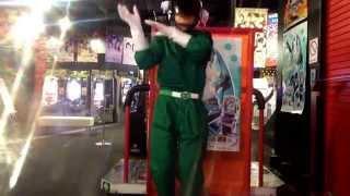 エイトレンジャーで『こころのプラカード』踊ってみた!