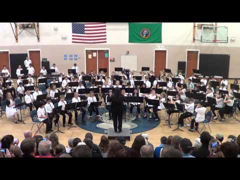 London Bridge - Selah Intermediate School Beginning Band