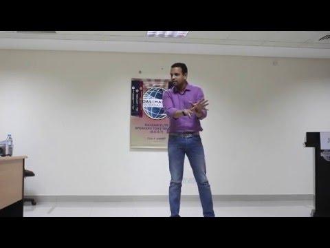Speech Evaluation | TM Asrar Merchant (Guest Evaluator - Division K Champion 2015-2016)