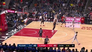 2nd Quarter, One Box Video: Los Angeles Clippers vs. New Orleans Pelicans