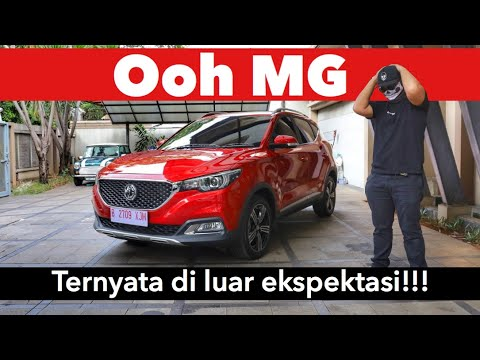 MG ZS Review Indonesia