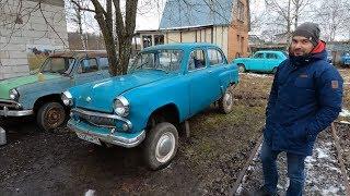 Купили Москвич-410Н 4x4, которому 62 года!