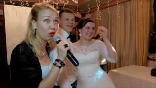 ведущий + диджей на свадьбу. современные конкурсы и отличные шутки!