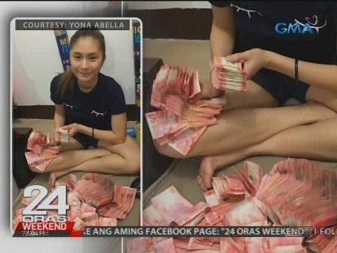 24 Oras: Inipong P50 ng netizen, umabot sa mahigit P40,000 sa loob ng limang buwan