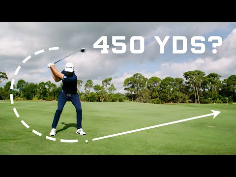 Why Its Almost Impossible to Drive a Golf Ball 450 Yards (ft. Dustin Johnson) | WIRED