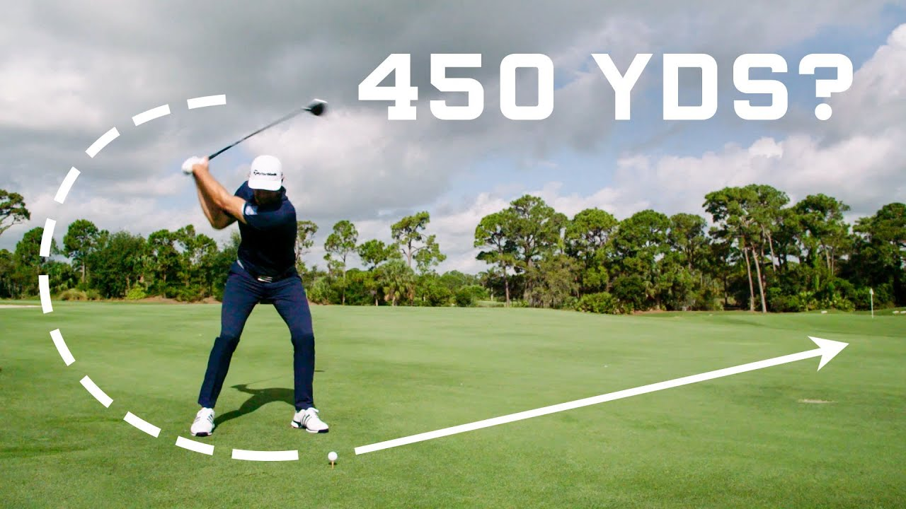 Why It's Almost Impossible to Drive a Golf Ball 450 Yards (ft. Dustin Johnson)