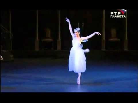 "Natalia Osipova in ""La Sylphide"": Highlights from Bolshoi Debut"