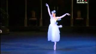 "Natalia Osipova in ""La Sylphide"": Highlights from Bolshoi Debut"