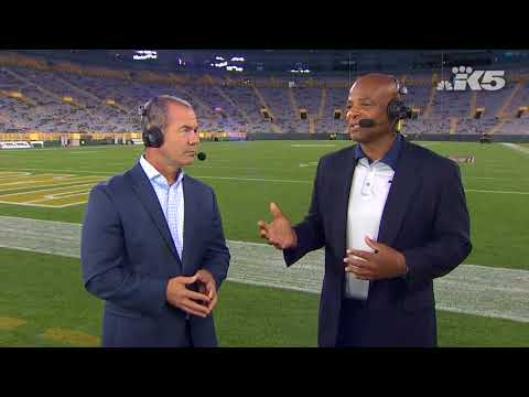 Warren Moon's first take on Seahawks-Packers