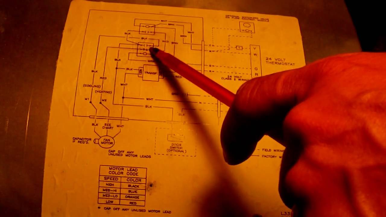 Understanding Wiring Diagrams: Understanding wiring diagrams for HVAC/R - YouTube,Design
