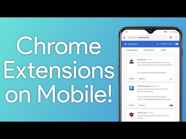Install Google Chrome Extensions on Android Browser | DigitBin