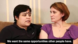 Claudia y Angelica: Civil Union Tracker Illinois (español)