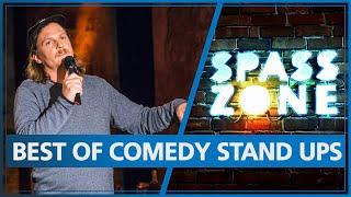 Spasszone – Die besten Comedy-Stand-Ups
