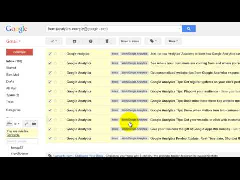 How To Clean Out Your Gmail Inbox