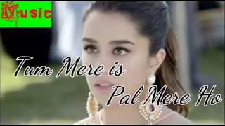 Tum Mere is Pal Mere Ho Music Video Songs
