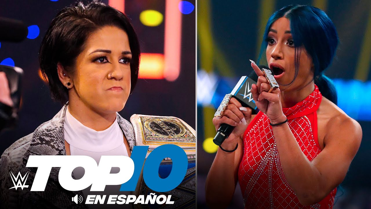 Top 10 Mejores Momentos de SmackDown En Español: WWE Top 10, Oct 16, 2020