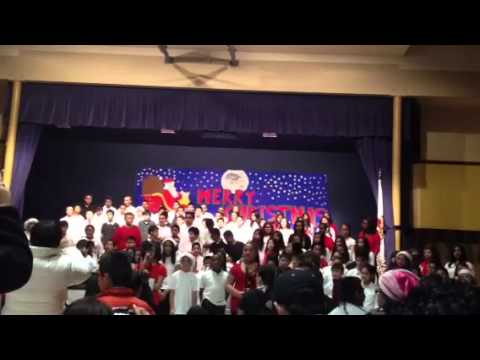 Robertson school winter concert