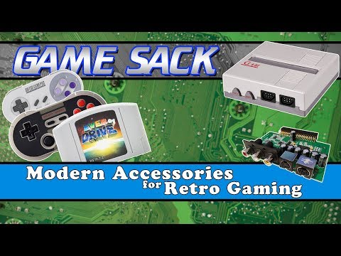 Modern Accessories for Retro Gaming vol 1 - Game Sack