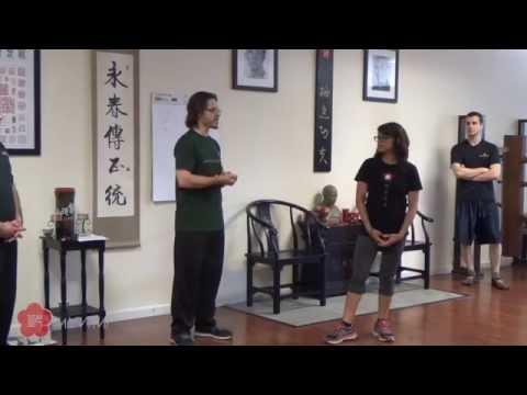 Experiments in Ving Tsun Chi Gerk