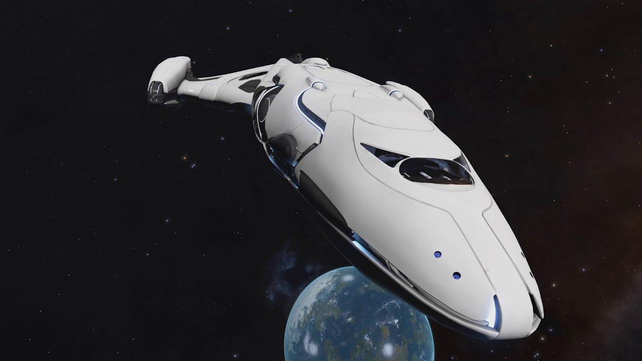 Elite Dangerous 1 5: Ships - Imperial Cutter