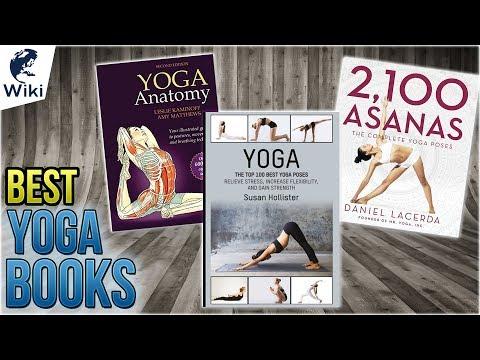 10 Best Yoga Books 2018