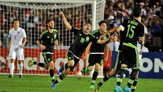 Usa vs Mexico (2/3) All Goals and Highlights - 2015 CONCACAF Cup