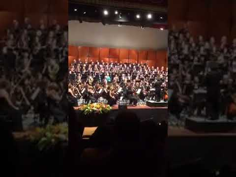 Beethoven : Choral Symphony (excerpt)