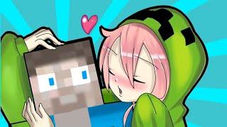 Minecraft Последний герой 6 бля крипер тян