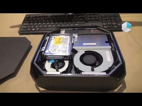 HP Z2 Mini G3 And Z2 Mini G3 Performance Version With Nvidia Quadro M620
